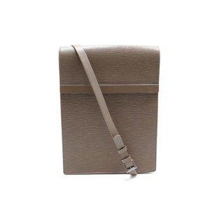 Louis Vuitton  Pepper Epi Leather Lavender Bandoul